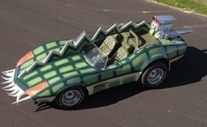 كورفيت التمساح 1975