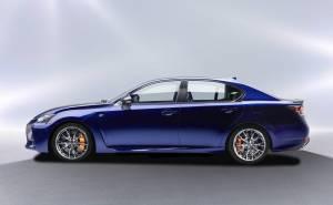 سيارة لكزس جي اس اف 2016