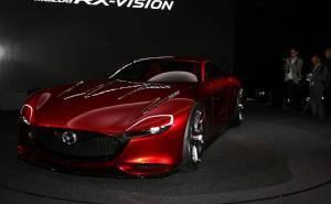 معلومات مهمة عن سيارة مازدا RX-9 الرياضية المستقبلية