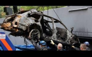 محترقة RS6 اودي