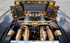 محرك ماكلارين اف 1