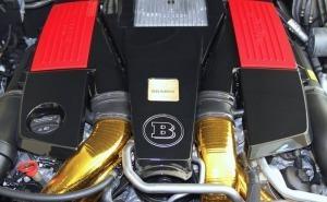 محرك مرسيدس جي 63