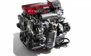 محرك هوندا سيفيك 2017