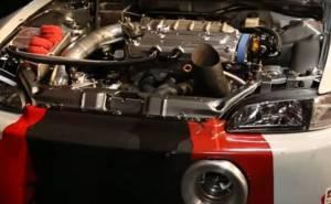 محرك هوندا سيفيك