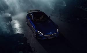 مرسيدس AMG GTS معدلة
