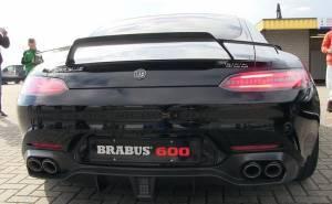 AMG GTS من تعديل برابوس تتفاخر بشراسة صوتها