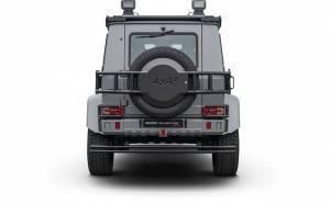 مرسيدس G500 4x4² معدلة