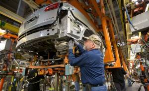 مصنع سيارات أمريكية