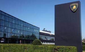 مصنع لمبرجيني