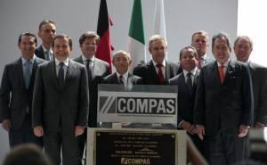 مصنع مشترك لسيارات مرسيدس وانفينيتي في المكسيك - وضع حجز الاساس