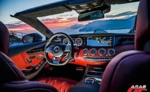 منع بيع سيارات مرسيدس الكشف في ألمانيا بعد معركة قضائية