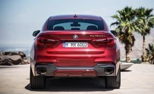 مواصفات وأسعار BMW X6 2015