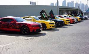 نادي سيارات دبي