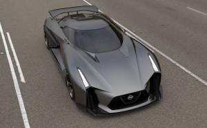 سيارة نيسان 2020 فيجن جران توريزمو