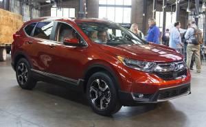 سعر هوندا CRV 2017 الجديدة كلياً ينكشف رسمياً