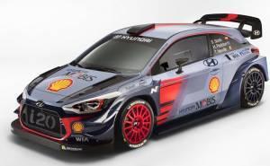 هيونداي i20 Coupe WRC الجديدة تأتي بقوة أكبر