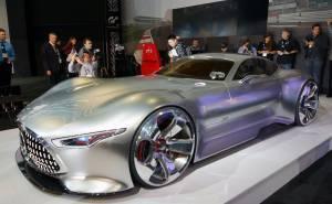 مرسيدس SLS AMG GT