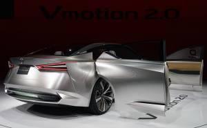 نيسان Vmotion 2.0 تكشف عن مستقبل سيارات السيدان