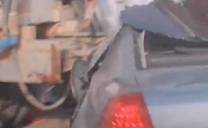 شاحنة تحطم كابريس