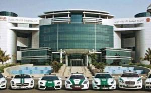 Dubai Police Cars سيارات شرطة دبي