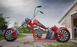 اكبر دراجة