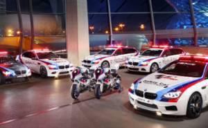 """""""بي ام دبليو M6 جران كوبيه"""" سيارة الأمان الجديدة للـ """"موتو جي بي"""""""
