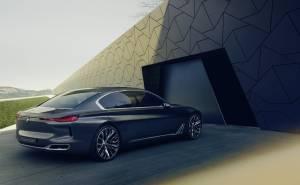 بي ام دبليو Vision Future Luxury