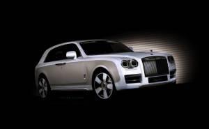 رولز رويس تحدد موعد إطلاق أولى سياراتها من فئة SUV