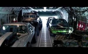 سيارات فيلم فاست اند فيورس 7