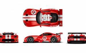 دودج تكشف عن سيارة فايبر SRT GTS R