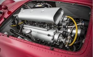 محرك سيارة فيراري 375- بلاس