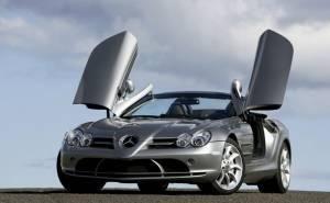 سيارة مرسيدس SLR ماكلارين