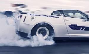 تفحيط أسرع نيسان GTR في العالم