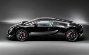 Bugatti Veyron Grand Sport Vitesse Black Bess 2014