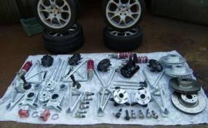 قطع سيارات