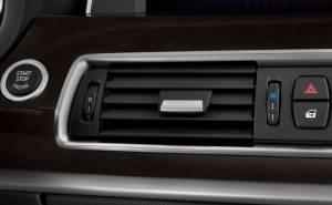 2010 BMW 5 Series Gran Turismo الفئة الخامسة غران توريزمو 2010-المكيف-الطبلون