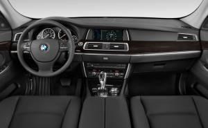 2010 BMW 5 Series Gran Turismo-الفئة الخامسة غران توريزمو 2010-التابلوه-الدركسيون