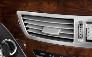 2012 Mercedes-Benz S-Class مرسيدس اس كلاس-مكيف