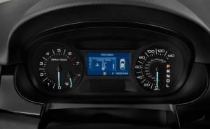 فورد إدج سبورت-Ford Edge 2012-عدادات