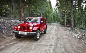 جيب رانجلر-Jeep Wrangler 2013-الواجهة الامامية