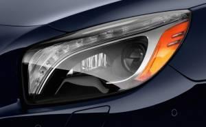 Mercedes-Benz SL Class 2013 مرسيدس اس ال كلاس-الضوء
