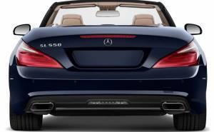 Mercedes-Benz SL Class 2013 مرسيدس اس ال كلاس-المؤخرة