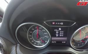 تسارع مرسيدس ايه 45 ايه ام جي Mercedes A45 AMG Acceleration 2016