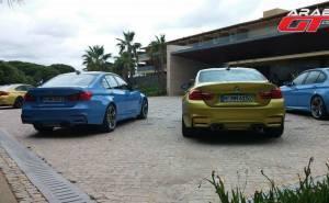 سيارة بي ام دبليو M3