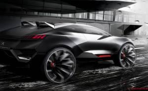 سيارة بيجو كوارتز الجديدة