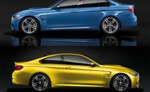 BMW M4 M3 2015 بي ام دبليو ام 4 و ام 3
