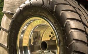 Honda Mean Mower tires