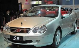 S8 تقليد مرسيدس CLK صيني