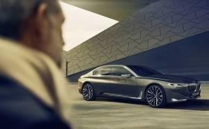 Vision Future Luxury بي ام دبليو