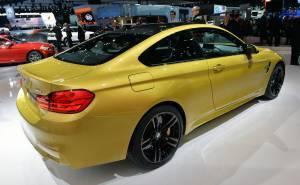 BMW M4 2015 الجناح الخلفي بي ام دبليو ام 4